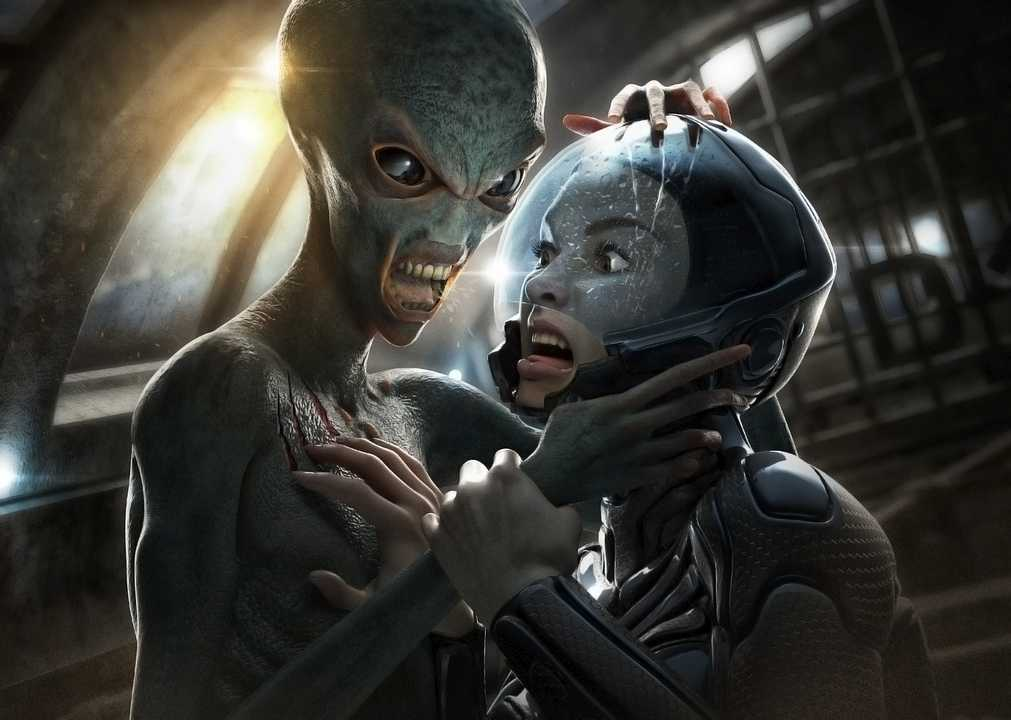 A note on alien invasion